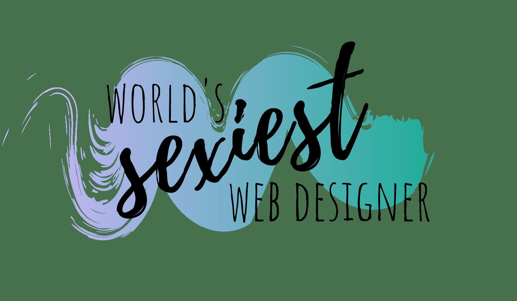 Design World's sexiest web designer