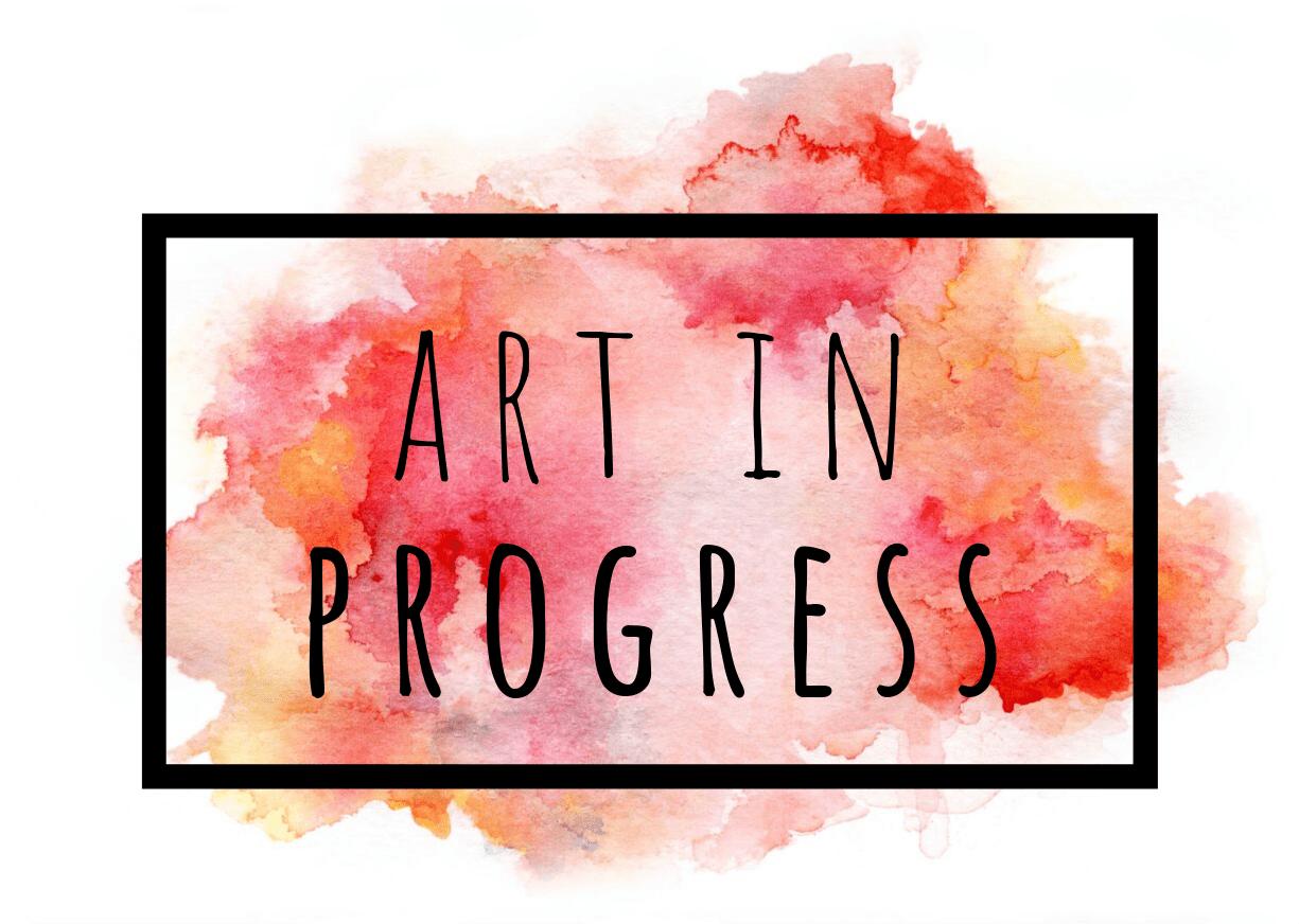 ART IN PROGRESS ontwerp