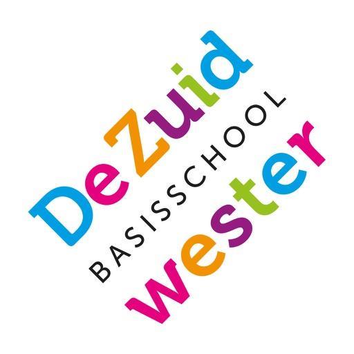 Logo basisschool de zuidwester tilburg