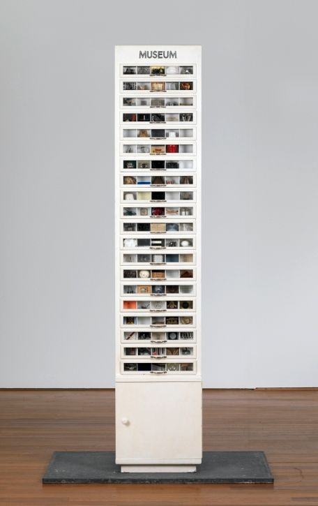 The Museum of Drawers by Herbert Distel