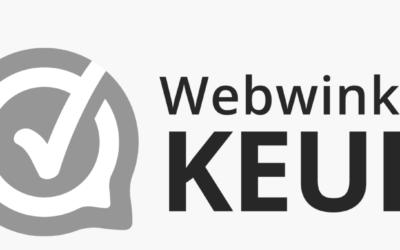Studio Gee is aangesloten bij Stichting WebwinkelKeur